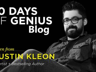 30 Days Of Genius Blog: Austin Kleon