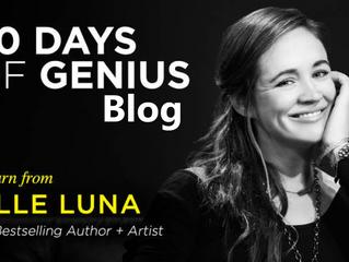 30 Days Of Genius Blog: Elle Luna