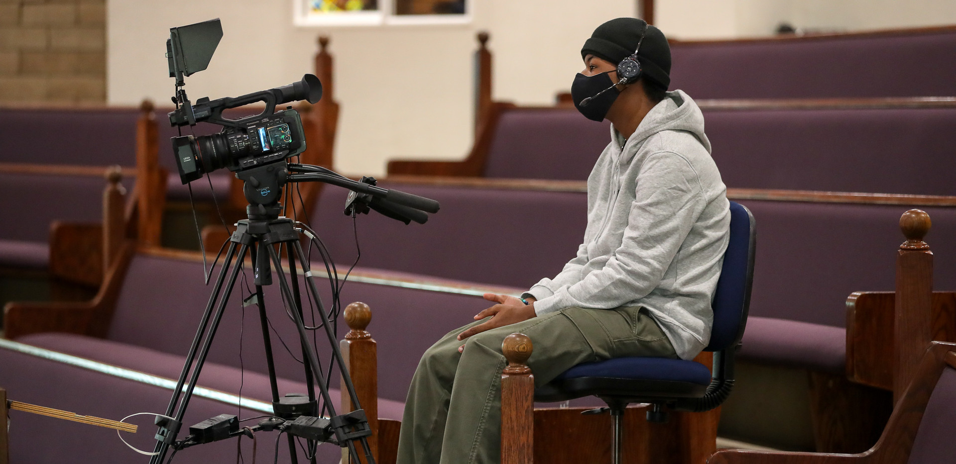 1/17/21 - Emmanuel Baptist Church - San Jose, CA - 8