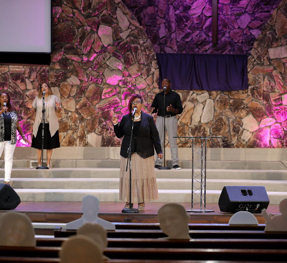 9-19 Emmanuel Baptist Church - San Jose, CA - 9