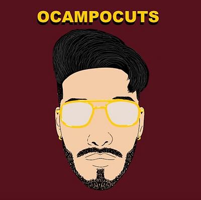 OcampoCuts Logo