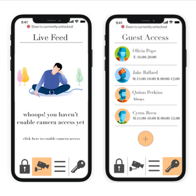 August Home Lock App