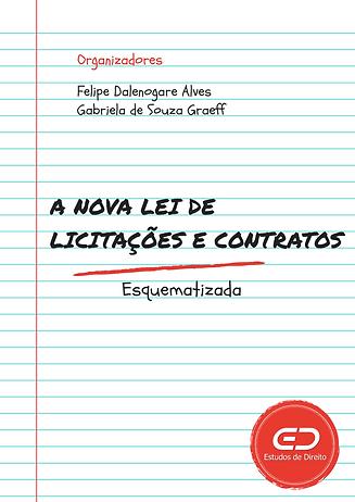 Ebook Nova Lei de Licitações e Contratos