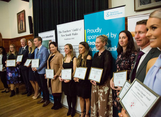 CONGRATULATIONS from the 2017 Annual Dinner and Awards Evening