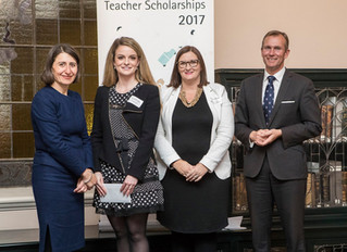 Council Member wins NSW Premiers Scholarship