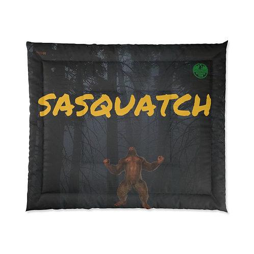 Squatch GQ Comforter