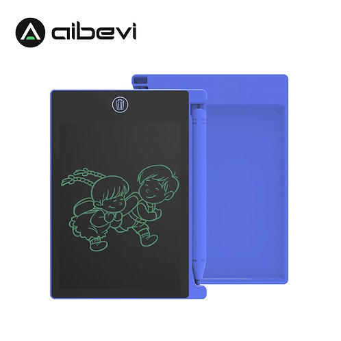 Aibevi LCD Writing Tablet 4.4 Inch Electronic Digital Electronic Graphics