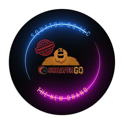 Squatch GQ Mouse Pad