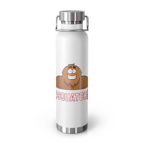 Squatch GQ 22oz Vacuum Insulated Bottle