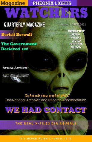 Watchers Magazine April 2021