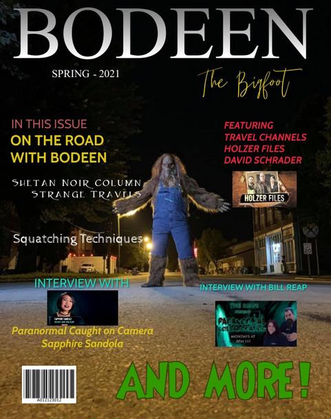 BODEEN 1ST ISSUE