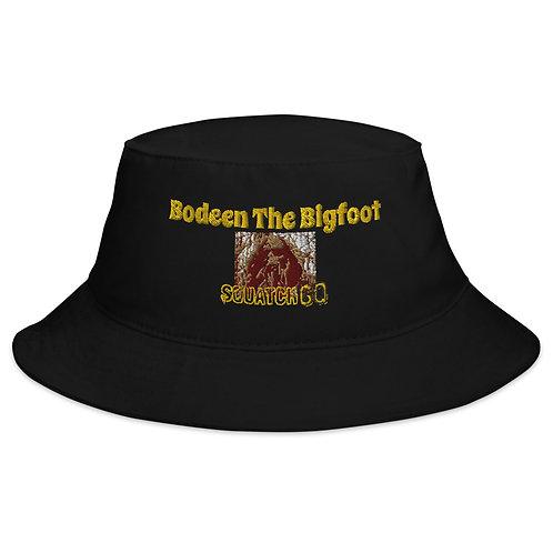 Bodeen the Bigfoot & Squatch GQ Sponsor Bucket Hat