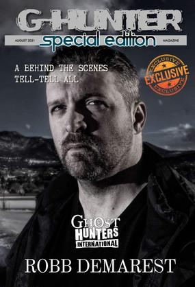 G-Hunter Special Edition Robb Demarest