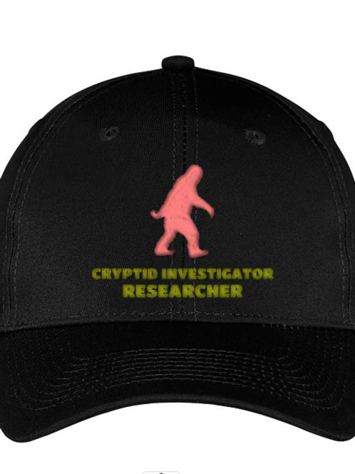 Cryptid Investigator Hat