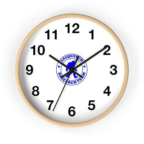 Sasquatch Research Wall clock