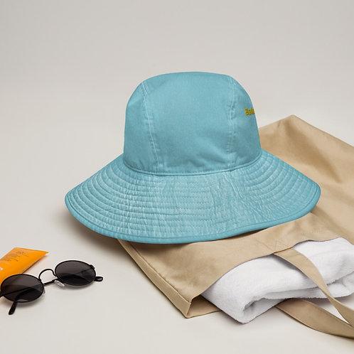 Squatch GQ & Bodeen the Bigfoot Sponsor Wide brim bucket hat