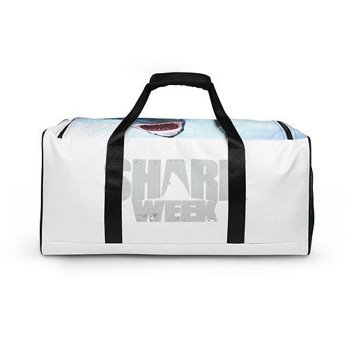 Shark Week Duffle bag