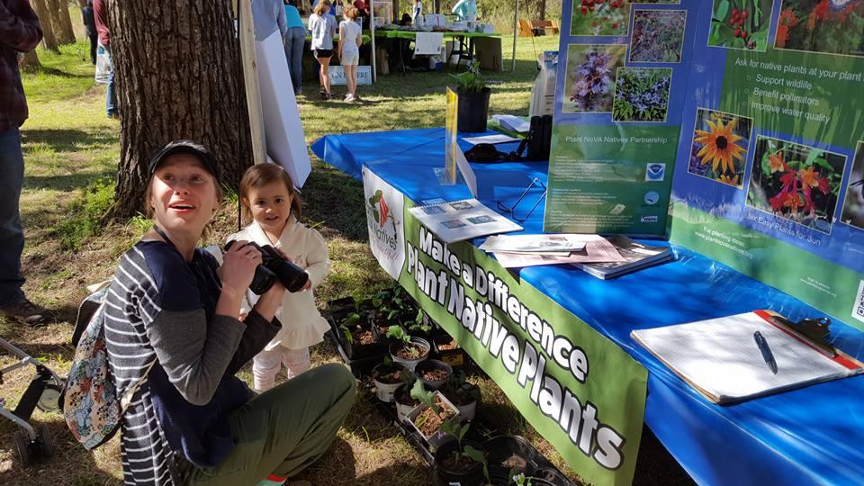 2017 Bluebell Festival at Merrimac Farm Wildlife Management Area