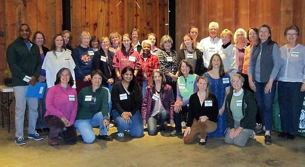 Plant NOVA Natives Volunteers