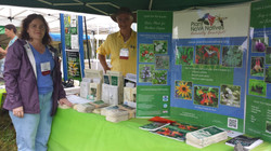 Aug 2015 Plant NOVA Natives participated in the Virginia Nursery _ Landscape Association's field day