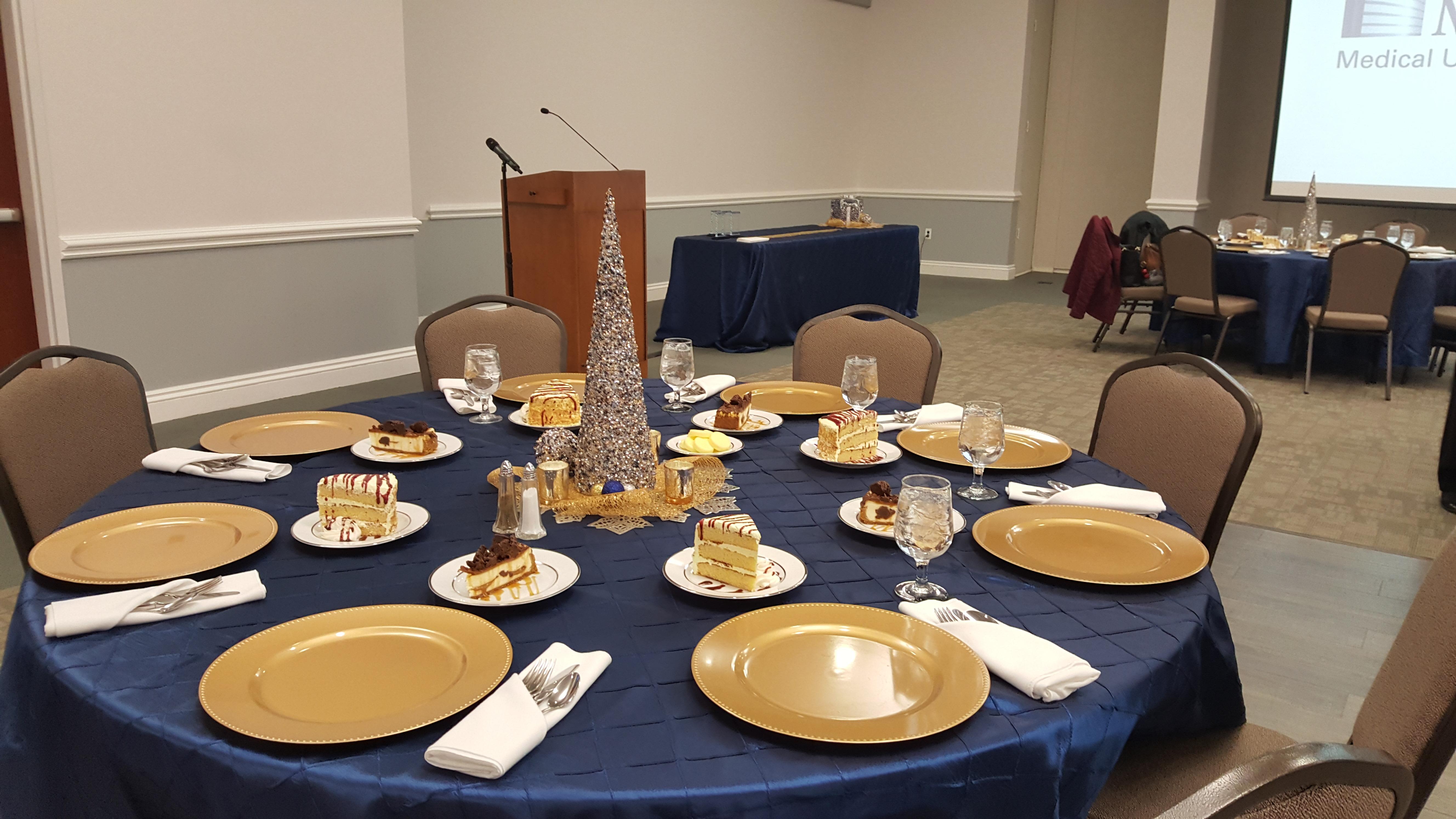 Banquet Setup Ballroom A