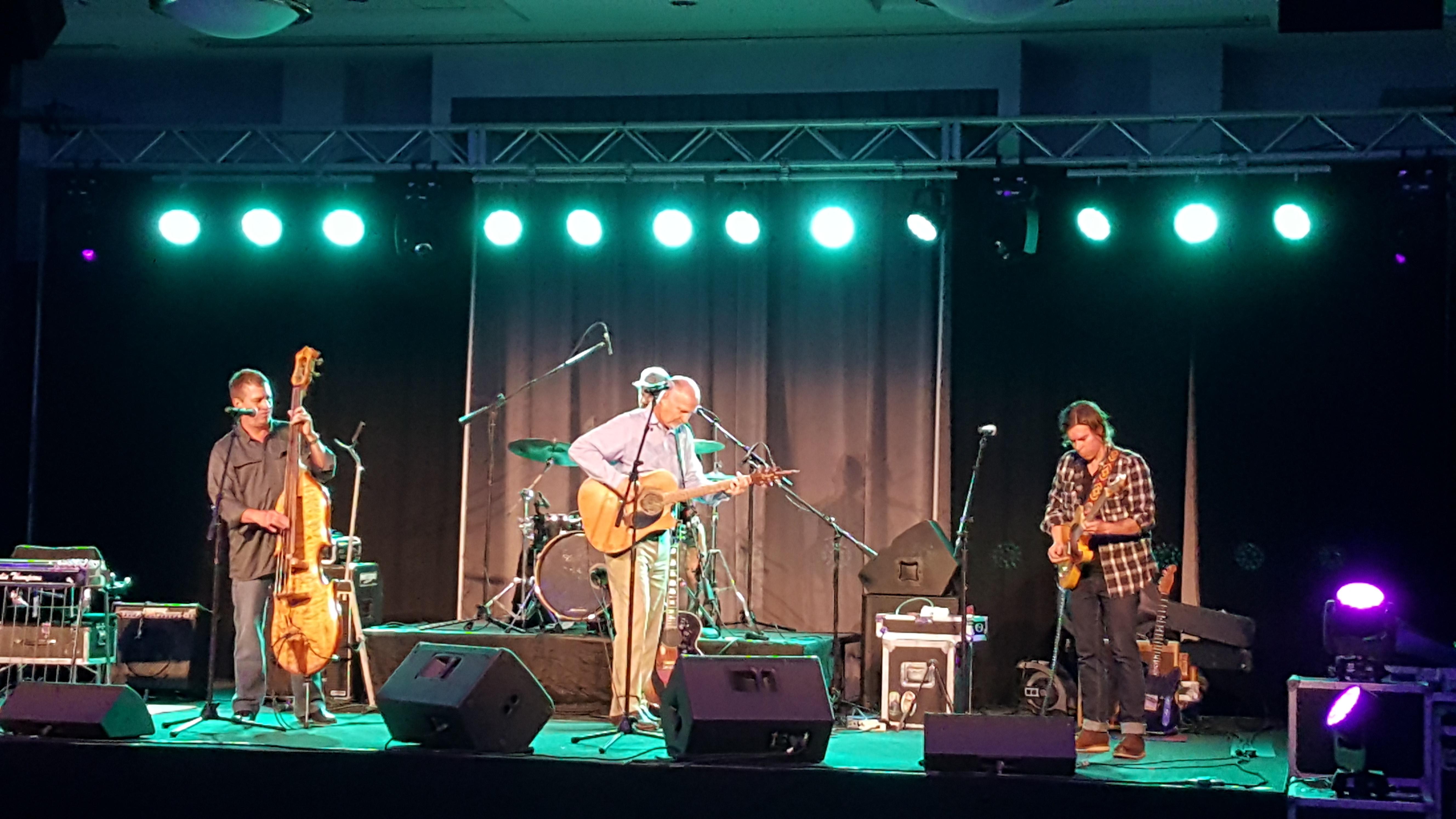 Concert in Grand Ballroom