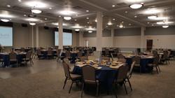Banquet in Petite Ballroom