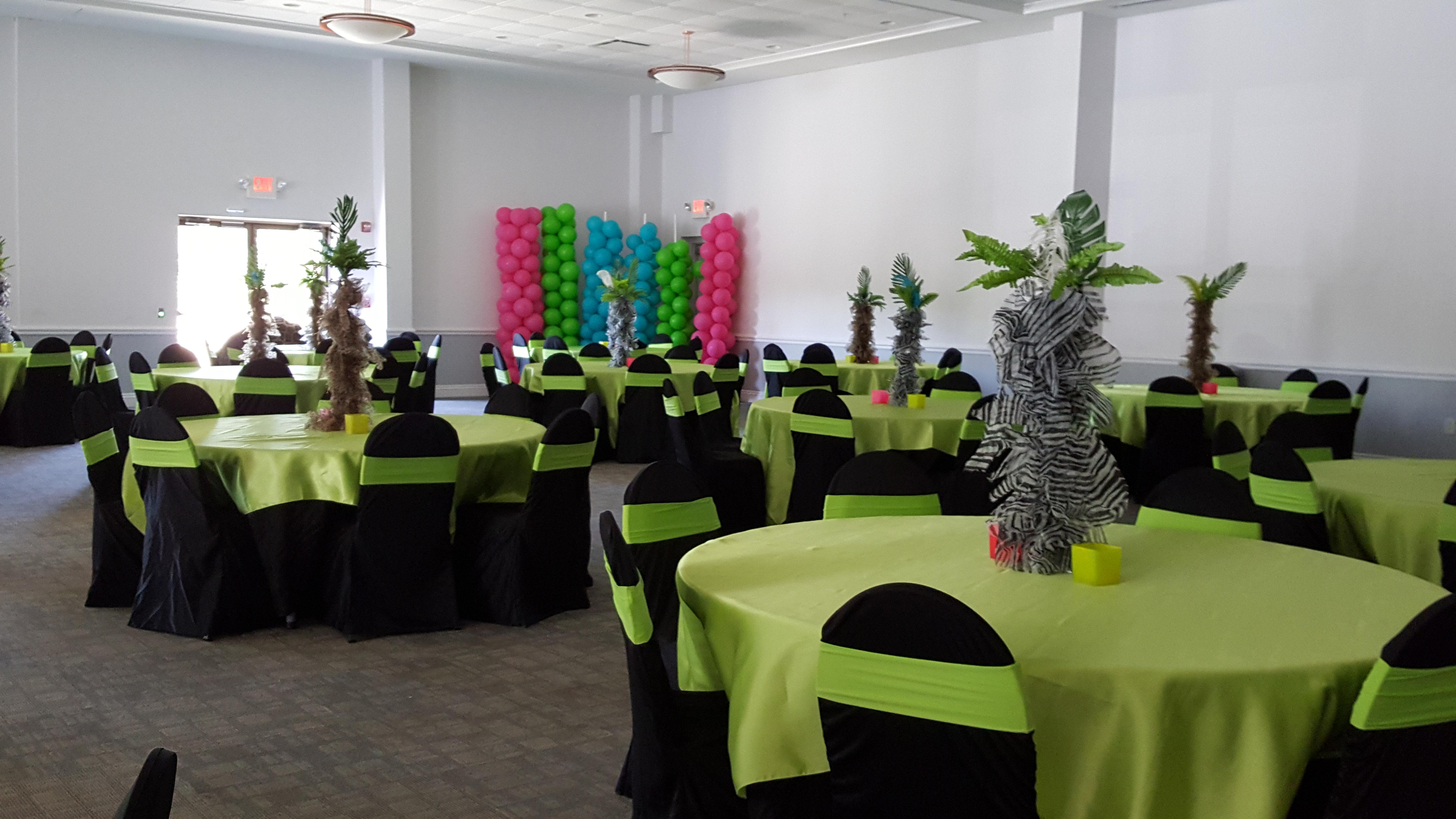 Prom in Grand Ballroom