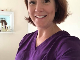 Our lovely new Podiatrist is here! Meet Rosie...