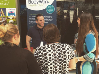 Bodyworx Gets On-board for Carnival's Wellness Launch!