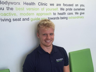 Getting to know you - Stefan Penny - Chiropractor