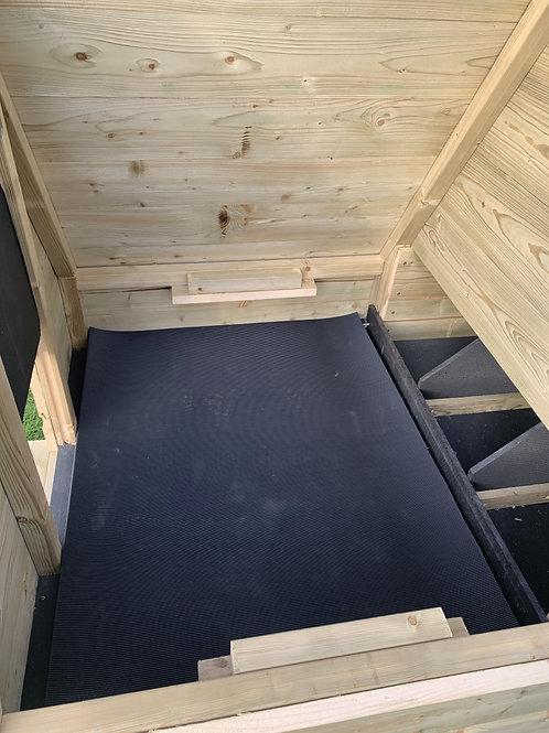 Long-Legged Goodwood Easy Clean Mat
