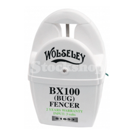 Wolseley BX100 Battery fencer