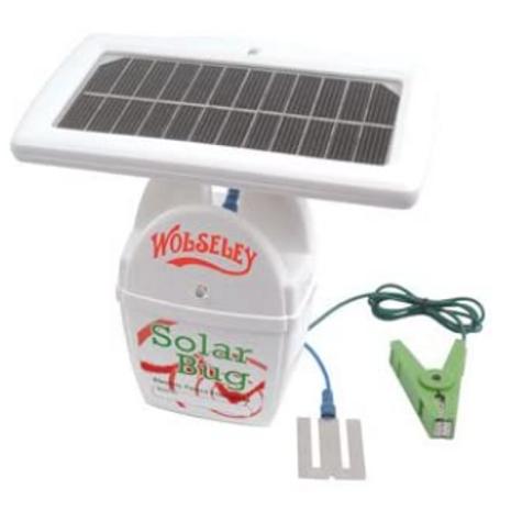 Wolseley SX250 Solar fencer