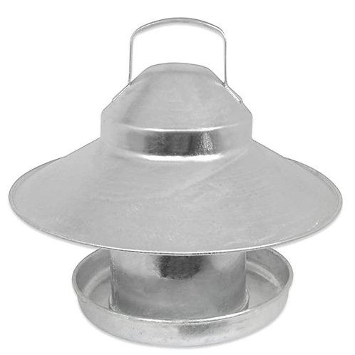 Heritage Galvanised Feeder Small (2.5kg)