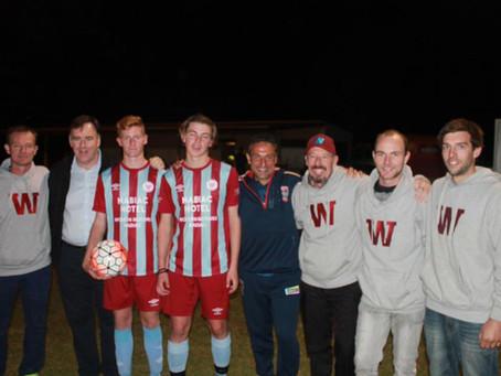 Seasons greetings message to all at Wallamba FC - Pres.