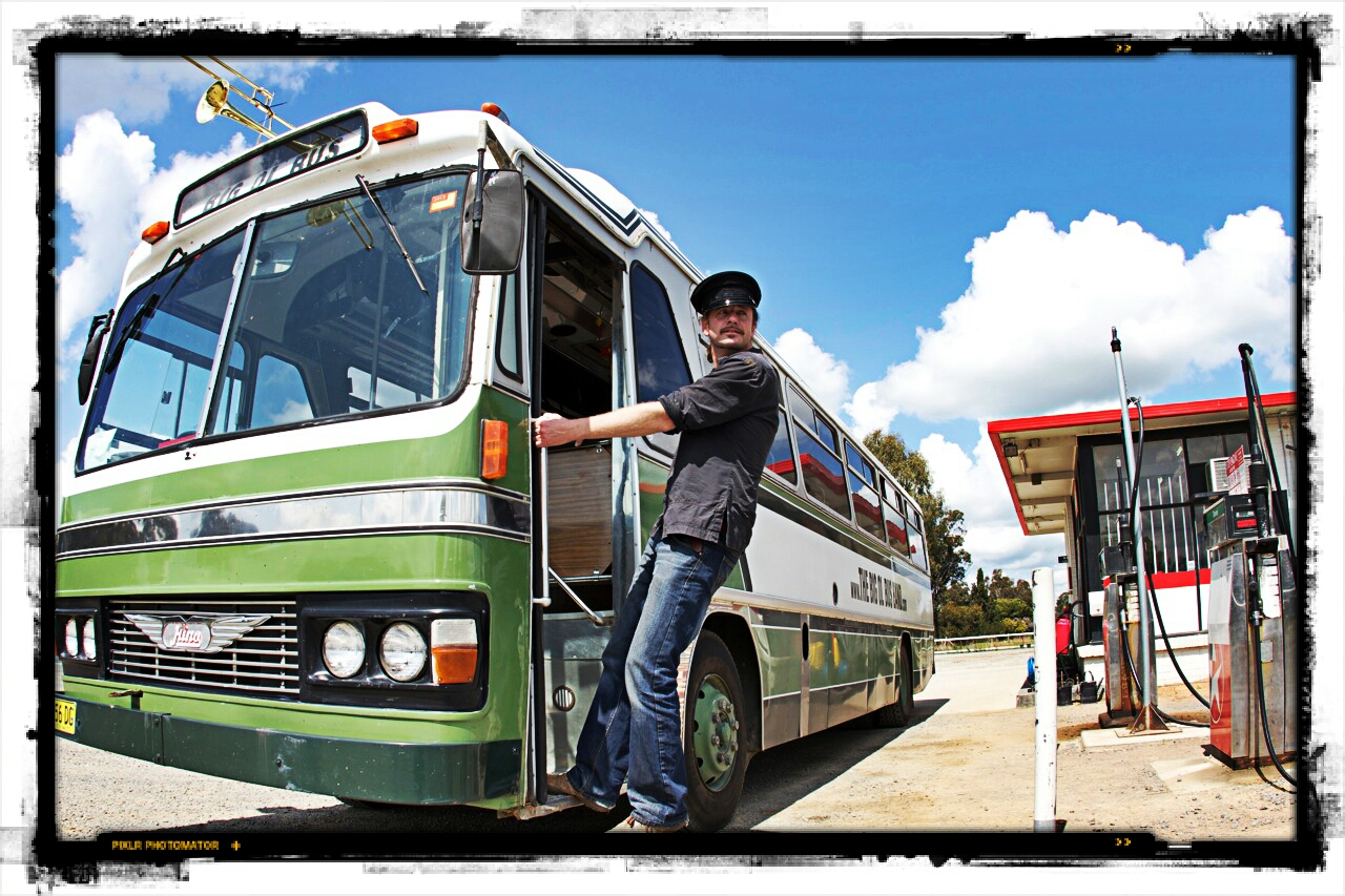 Driving the Big Ol' Bus, Riverina