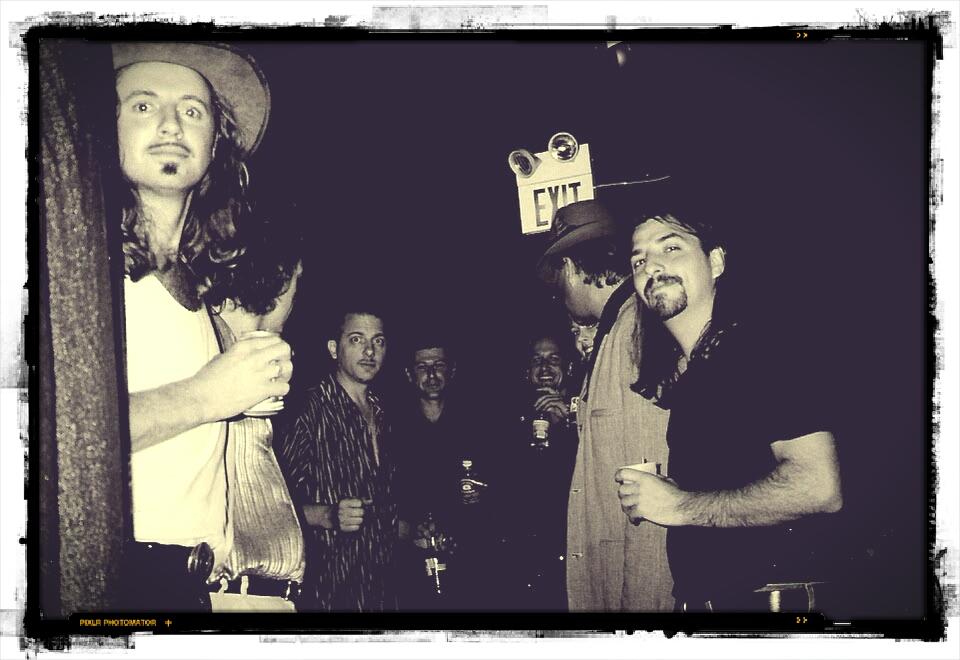 Backstage Nashville Exit/Inn