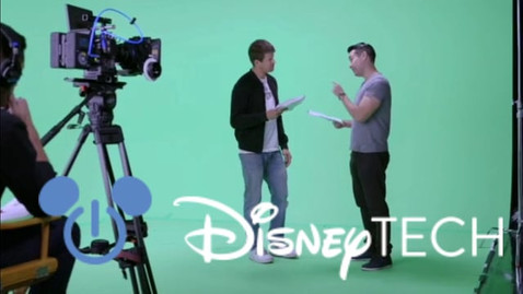 Check me out in a this project I booked for Disney!