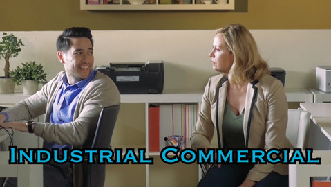 Filmed an industrial commercial on April 14, 2016 with an awesome cast & crew!