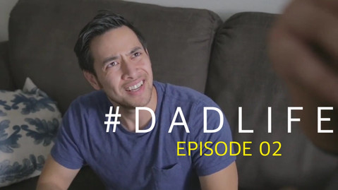 """In honor of """"Back to the Future"""" check out this #DadLife web series I got to be a part of.  Produced and directed by Sidney Diongzon"""