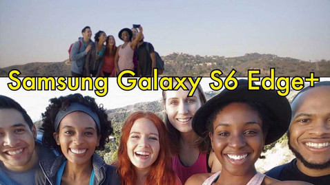 I was cast as a hiker in this Samsung Galaxy S6 edge+ spec commercial.  Beautiful day out and fun times working w/ a cool, diverse cast.  DIVERSITY, baby!