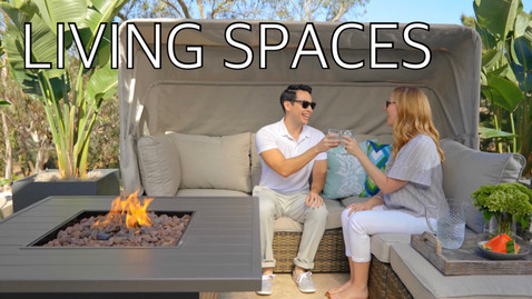 Booked a principle role in a Living Spaces commercial!