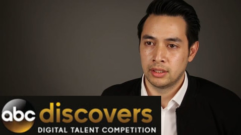 Here was my Drama submission for the ABC Discovers: Digital Talent Competition 2016 -- recorded on June 16, 2016.