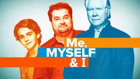 "As ""Brad"" on CBS's ""Me, MYSELF & I"""