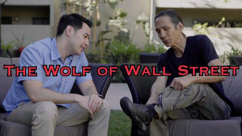 """Had a lot of fun filming this USC Thesis with actor Craig Ng for Sheldon Larry's Directing Class. """"The Wolf of Wall Street"""" written by Terence Winter Directed by: Billy Zhang"""