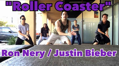 """Choreography I did to Justin Bieber's """"Roller Coaster"""""""