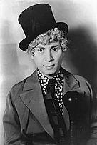 clown Harpo Marx