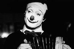 clown Pierre Etaix