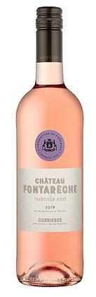 Fles rosé huiswijn 75cl